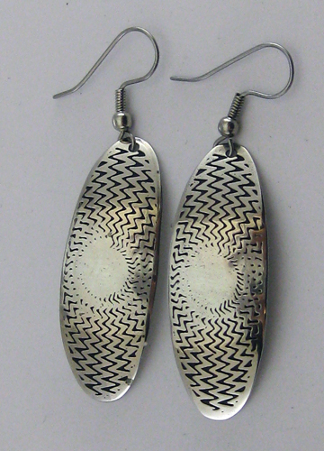 Earrings Nickel Silver NE-19