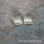 Wizard Earrings Nickel Silver NE-49